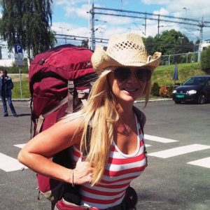 Backpacking- On the Road
